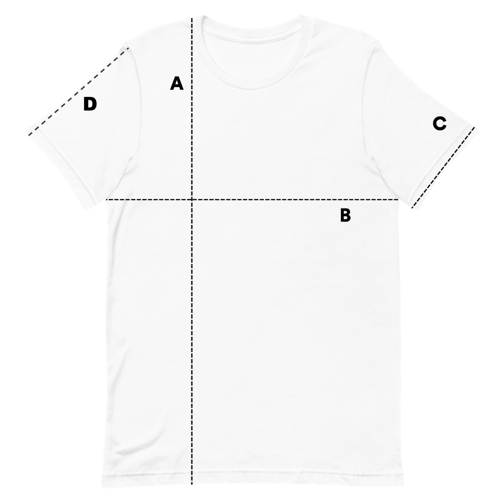 Normalem T-Shirt Size Guide