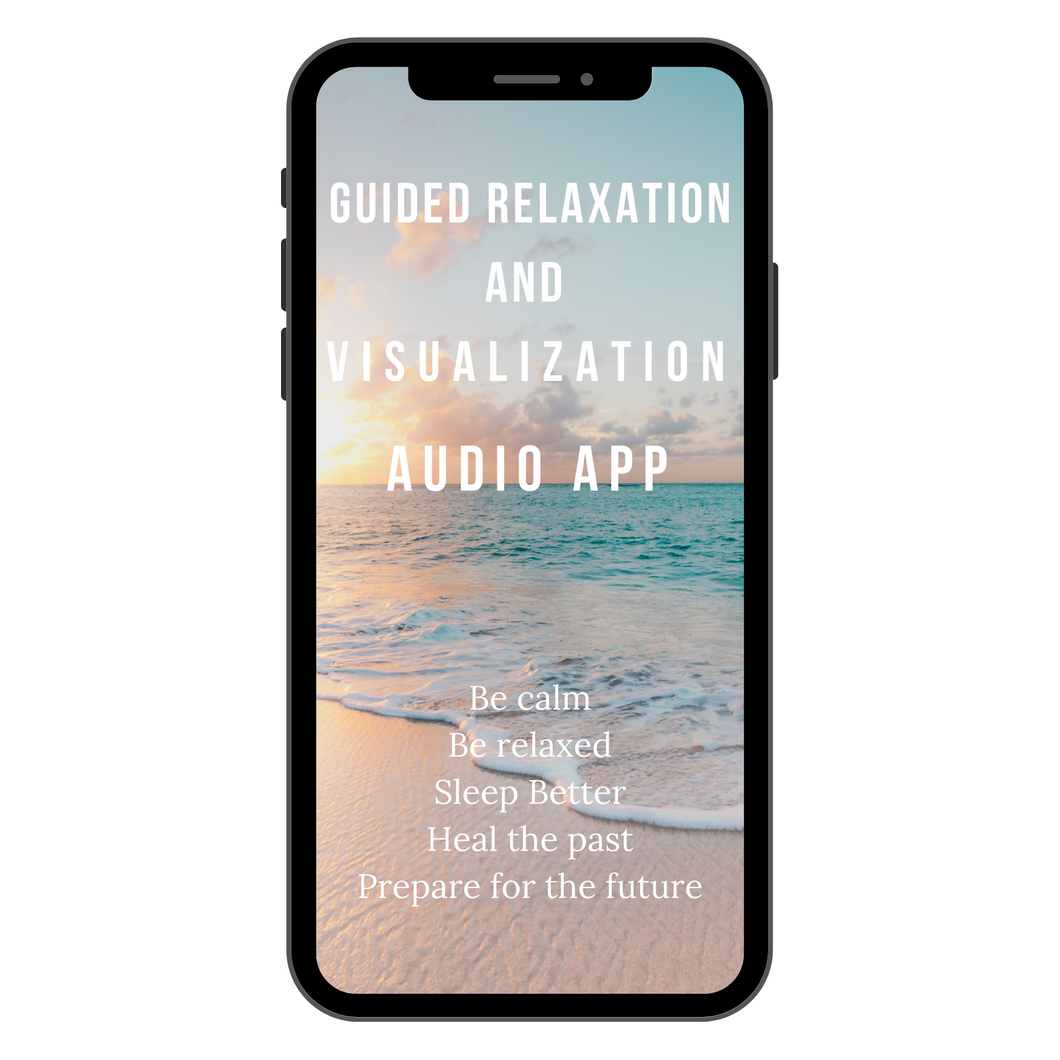 Guided Meditation, Relaxation, Visualization, & Hypnotherapy App