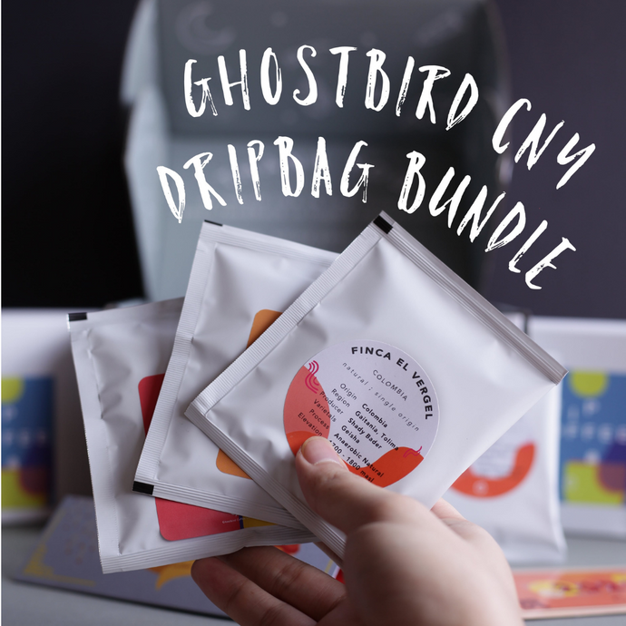Ghostbird CNY Dripbag Bundle - ghostbirdcoffee