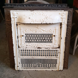 Antique Fireplace Insert (006-168)