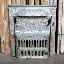 Antique Fireplace Insert (100-057)
