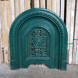 Antique Fireplace Insert (100-062)