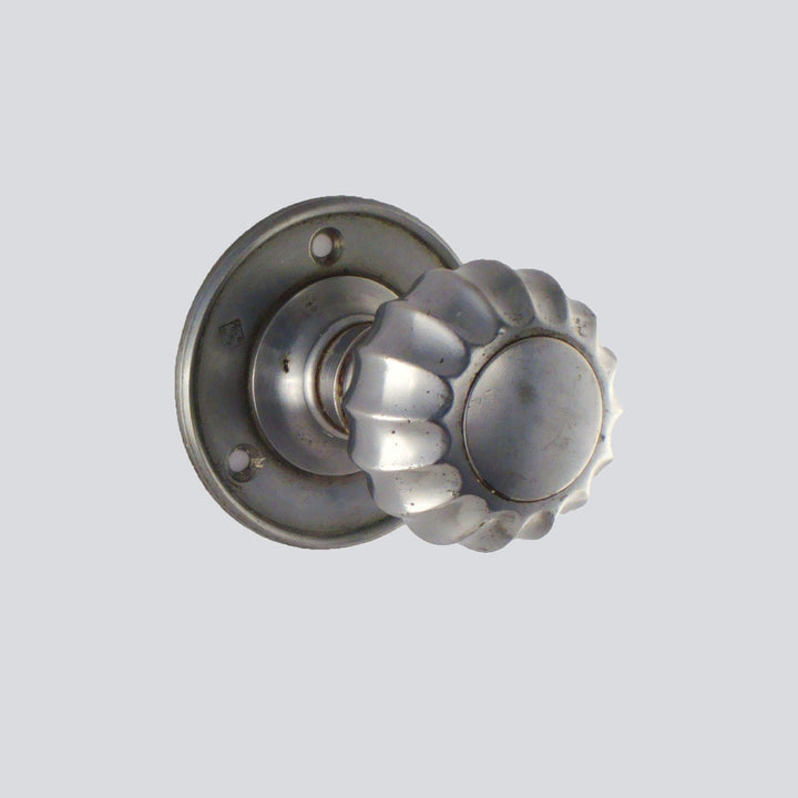 Antique Steel, Hammered, & Nickel Doorknobs (Image Reference Library)