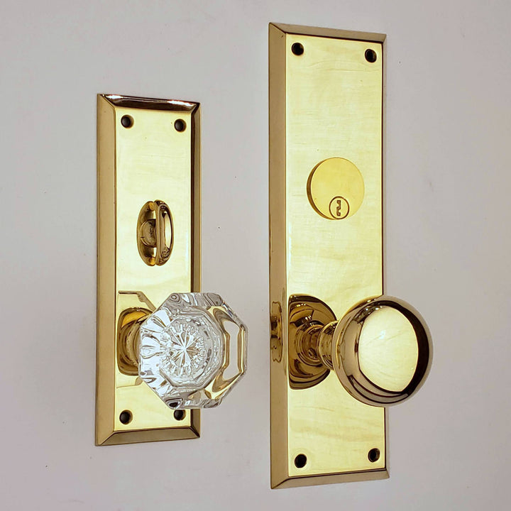 Entrance Doorknob Set (100-326)