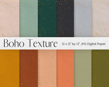 Load image into Gallery viewer, Earth Tones Digital Paper Pattern