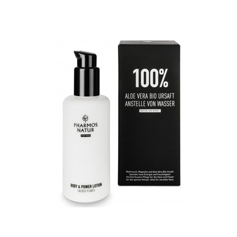Body & Power Lotion for Men