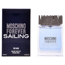 Lade das Bild in den Galerie-Viewer, Louisa-Kosmetik: Herrenparfum Moschino Forever Sailing Moschino EDT