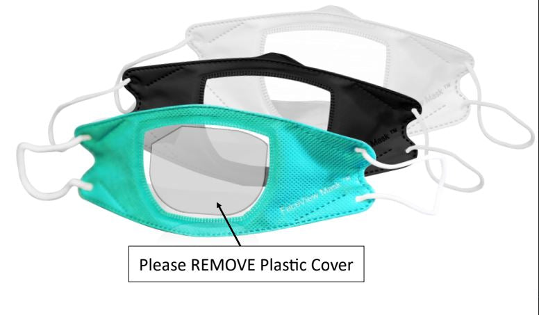FaceView Mask™ - Box (20 Masks Per Box)