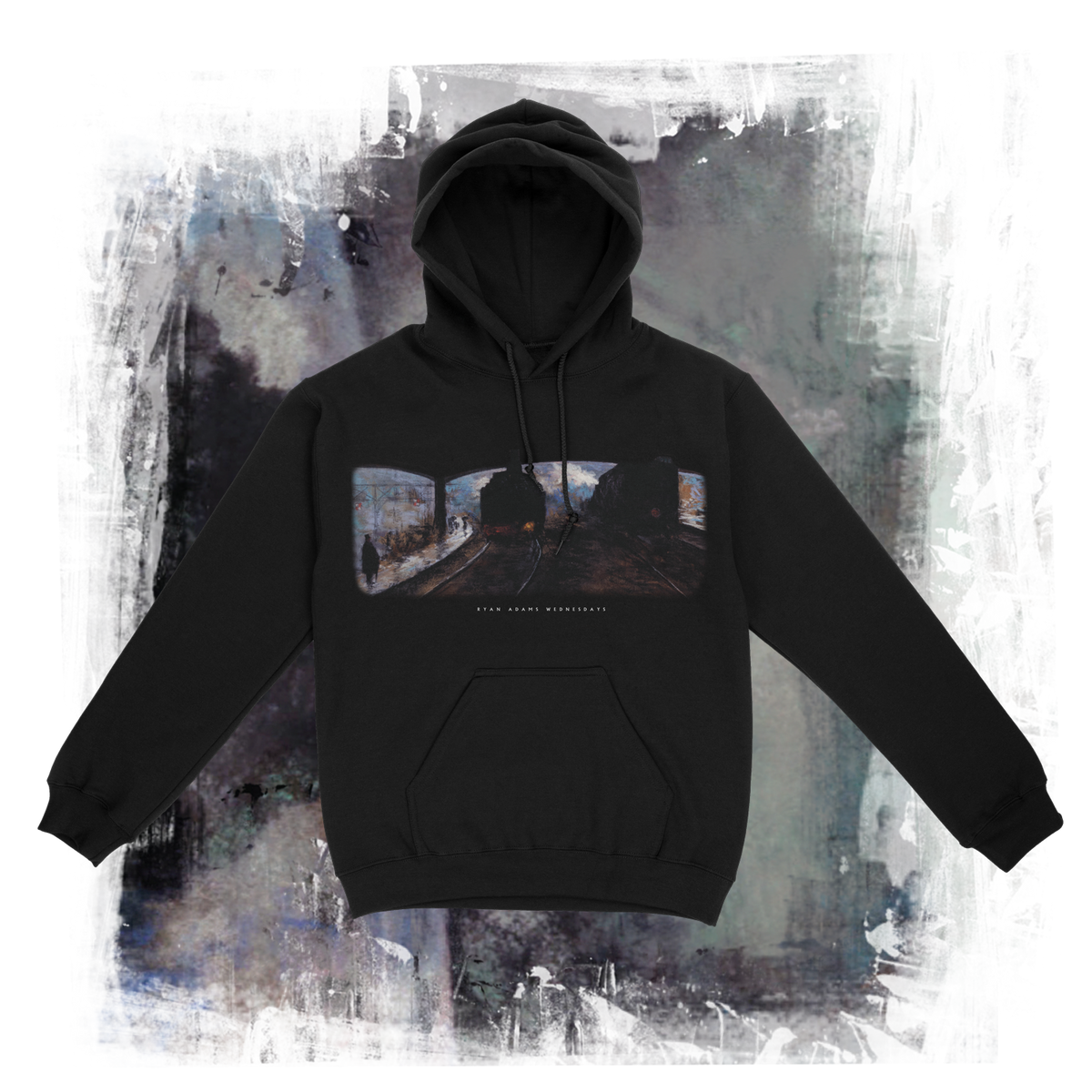 Ryan Adams Wednesdays Black Hoodie