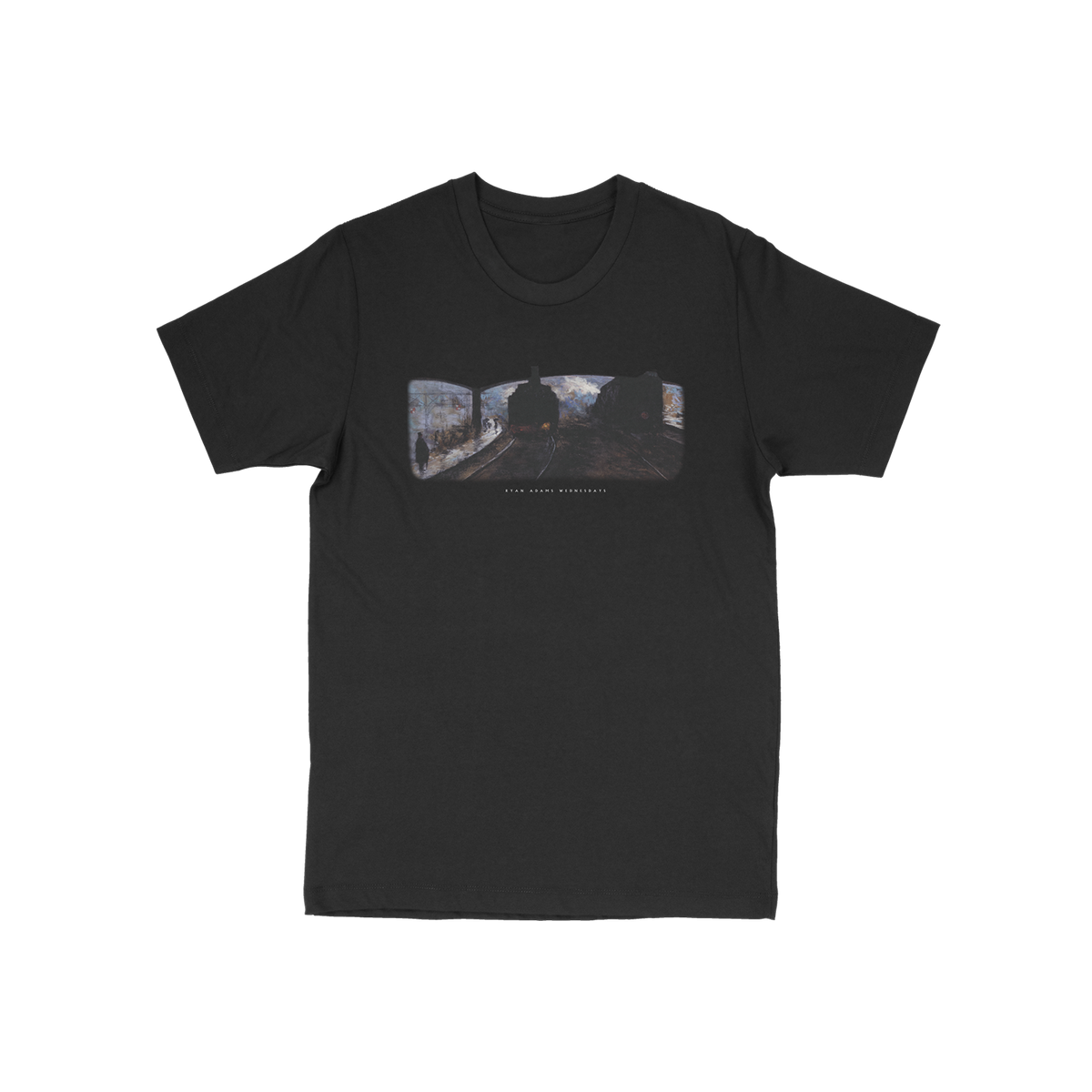 Ryan Adams Wednesdays Black Tee