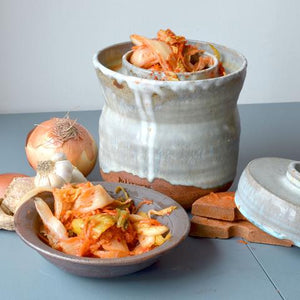 Kimchi Workshop with Iron Hadar | Sunday April 23rd