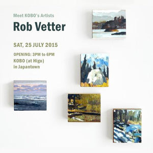 Rob Vetter, NW Landscapes on 2 X 4's