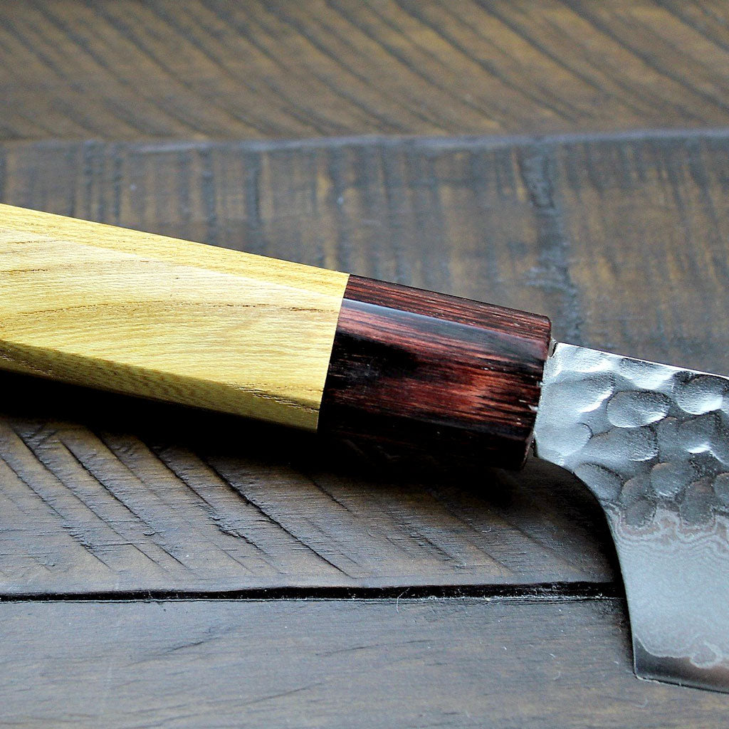 Hasu-Seizo Japanese Handcrafted Kitchen Knives : Trunk Show