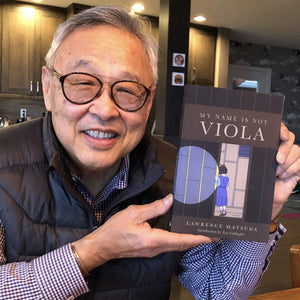 Book Reading and Signing with Local Author Larry Matsuda POSTPONED
