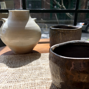 Shumpei Yamaki - wood fired work