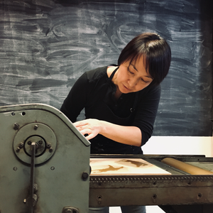 Tomoko Suzuki at Bremelo Press
