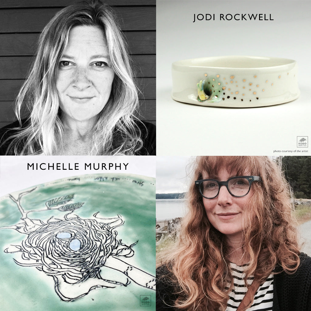 In Our Virtual Art Space: New Work by Jodi Rockwell & Michelle Murphy