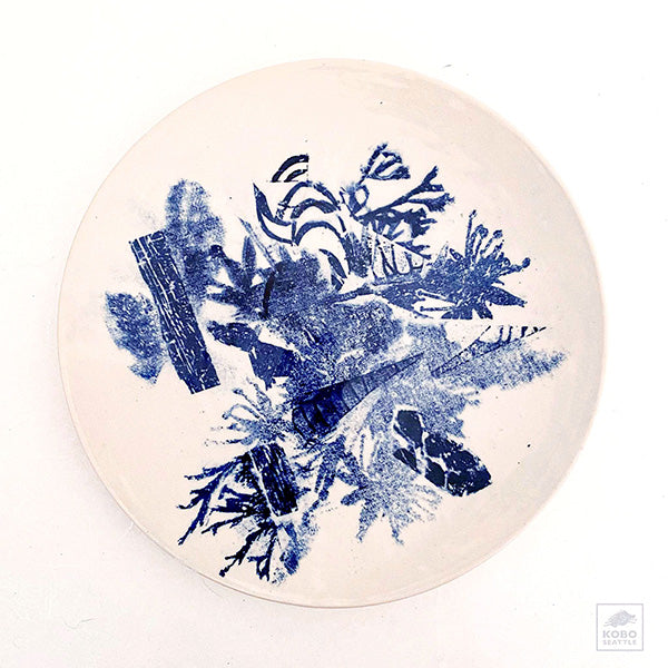 Collage Plate
