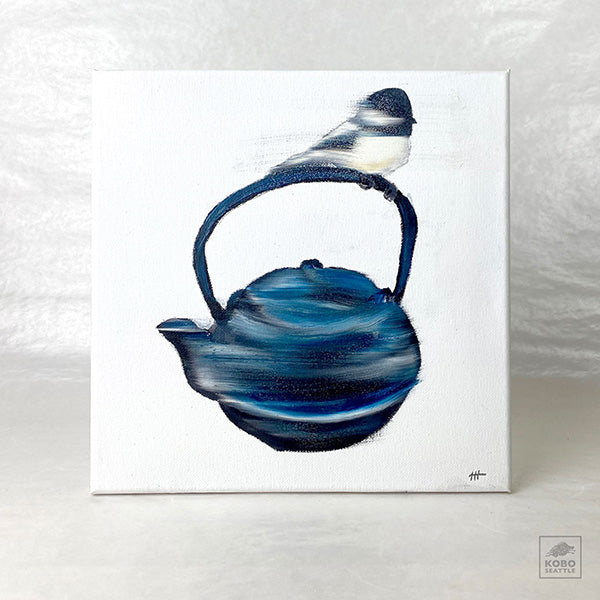 Todd Horton - The Poet Writes With Love And Tea
