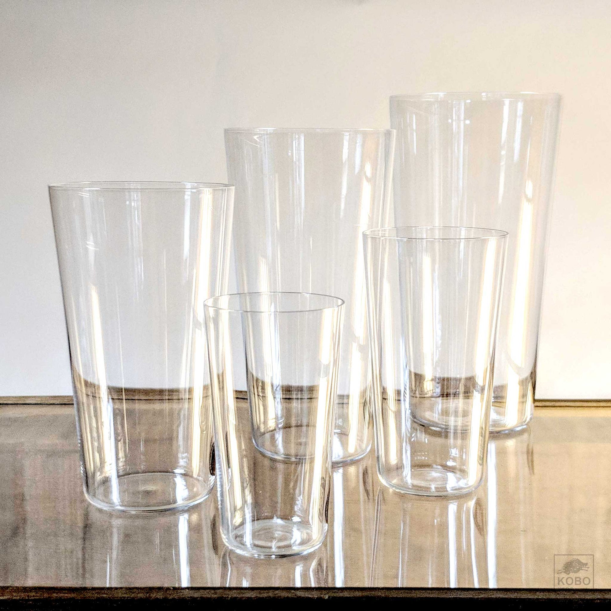 Five-piece Tumbler Set