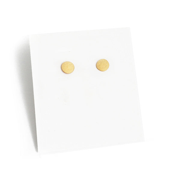 Iris Guy Dot Stud Earrings