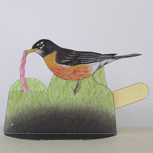 Bliss Kolb Moving Paper Robin
