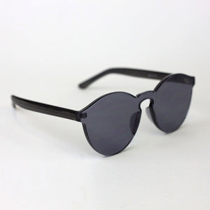 Frameless Sunnies - Classic Round in Assorted Colors