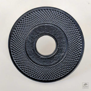 Cast Iron Trivets - Hexagon and Circle
