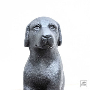 Iron Dog Paperweight