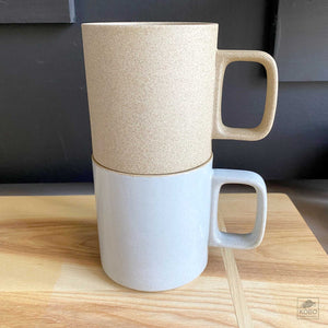 Hasami Mug / Natural texture / 2 sizes