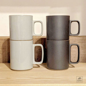 Hasami Mug / Clear gloss / 2 sizes