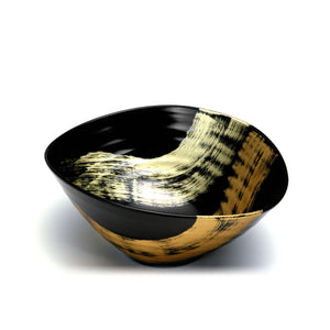 Japanese Lacquer Salad Bowl