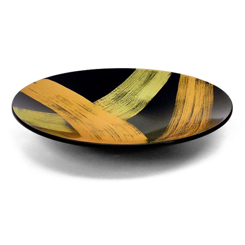 "Heiando ""Ryu"" Japanese Lacquer Serving Bowl"