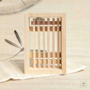 Hinoki Soap Holder