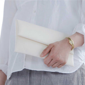Katamaku Upcycled Clutch