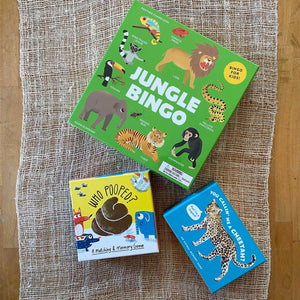 Kids' Games - Memory Match, Flashcards and Bingo!