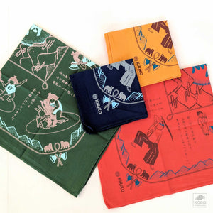 Kintaro Bandanas - 4 colors