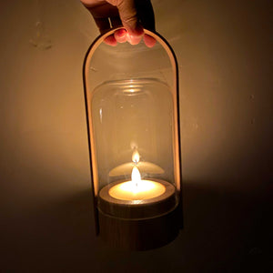 Rechargeable LED Candle Lantern