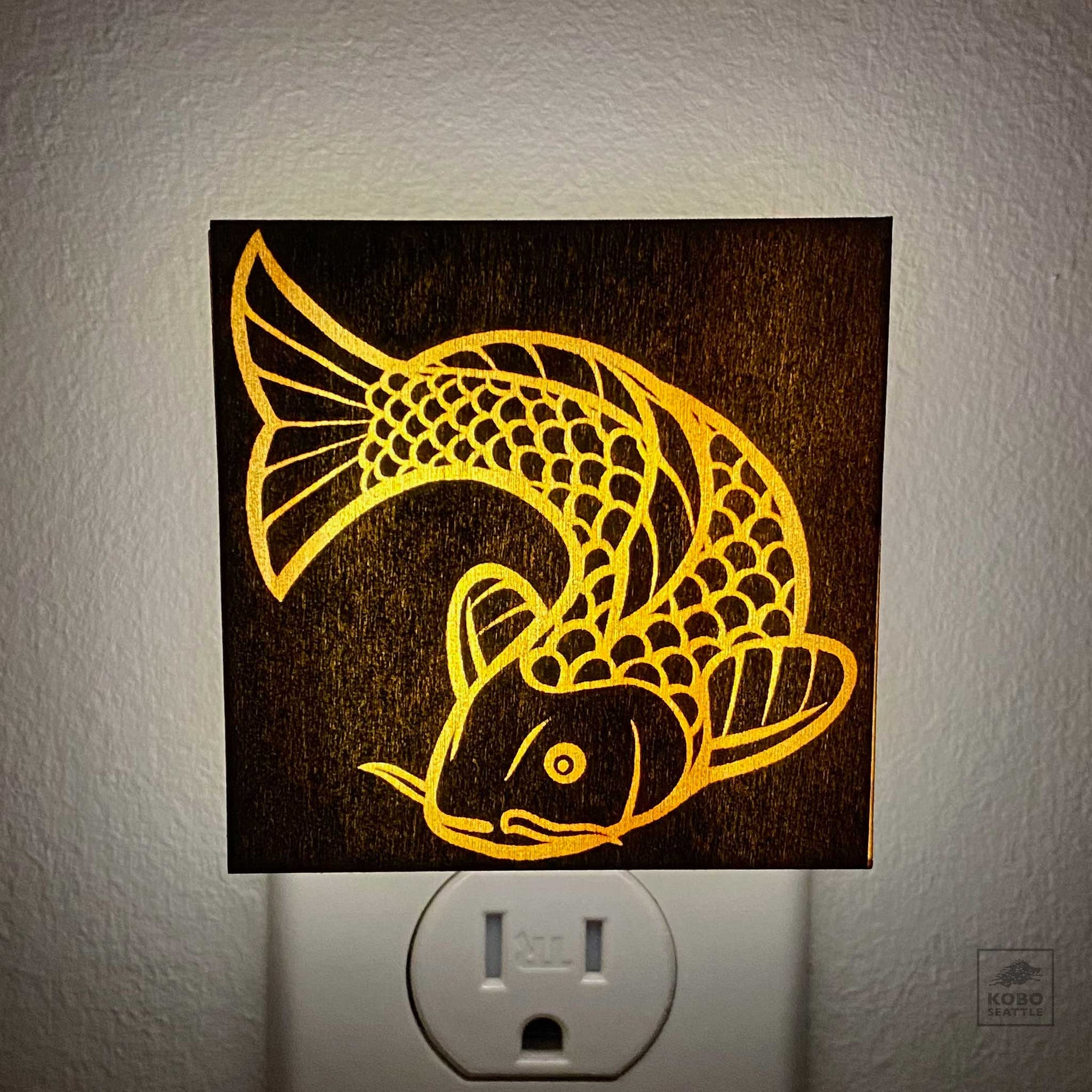 Koi Night Light