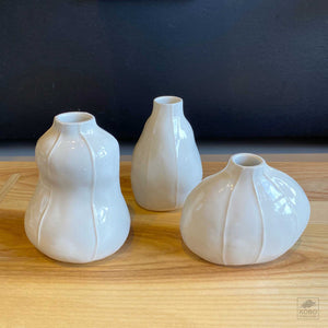 Bud Vases - Set of 3