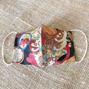 Japanese Fabric Face Masks: Japanese Designs