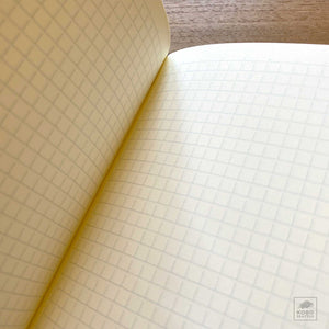 Designed for Writers Notebook - A5 Grid