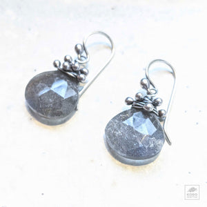 Swarm Earrings - three stone options