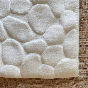 Stone Pebble Bath Mat