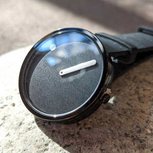 Picto Wrist Watch - Black/Black