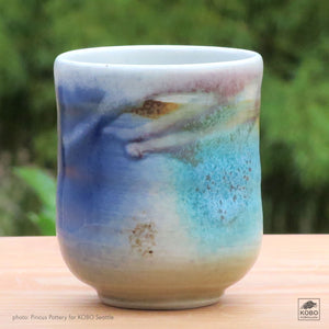 Tea Cup from Pincus Pottery