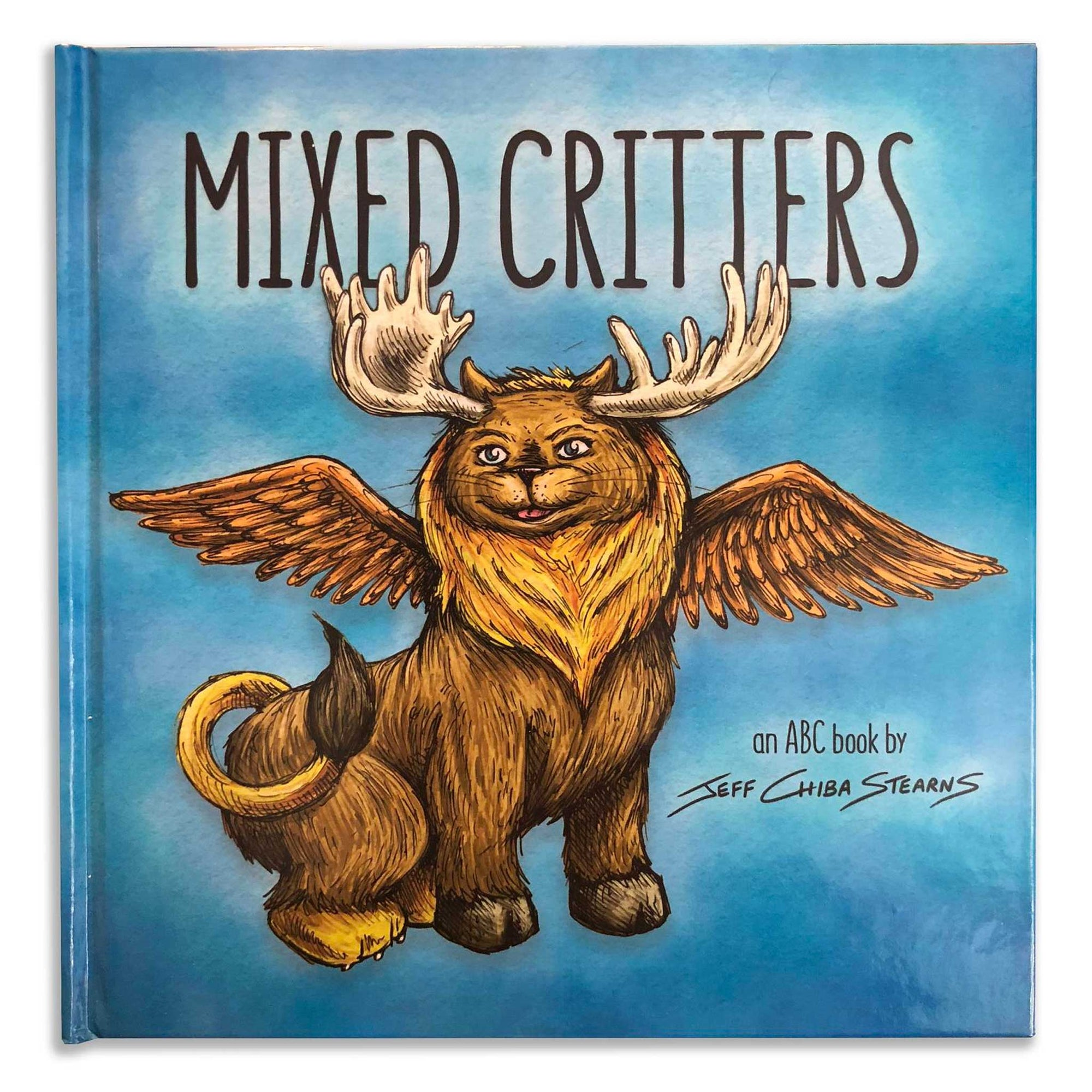 """Mixed Critters, an ABC Book"" by Jeff Chiba Stearns"