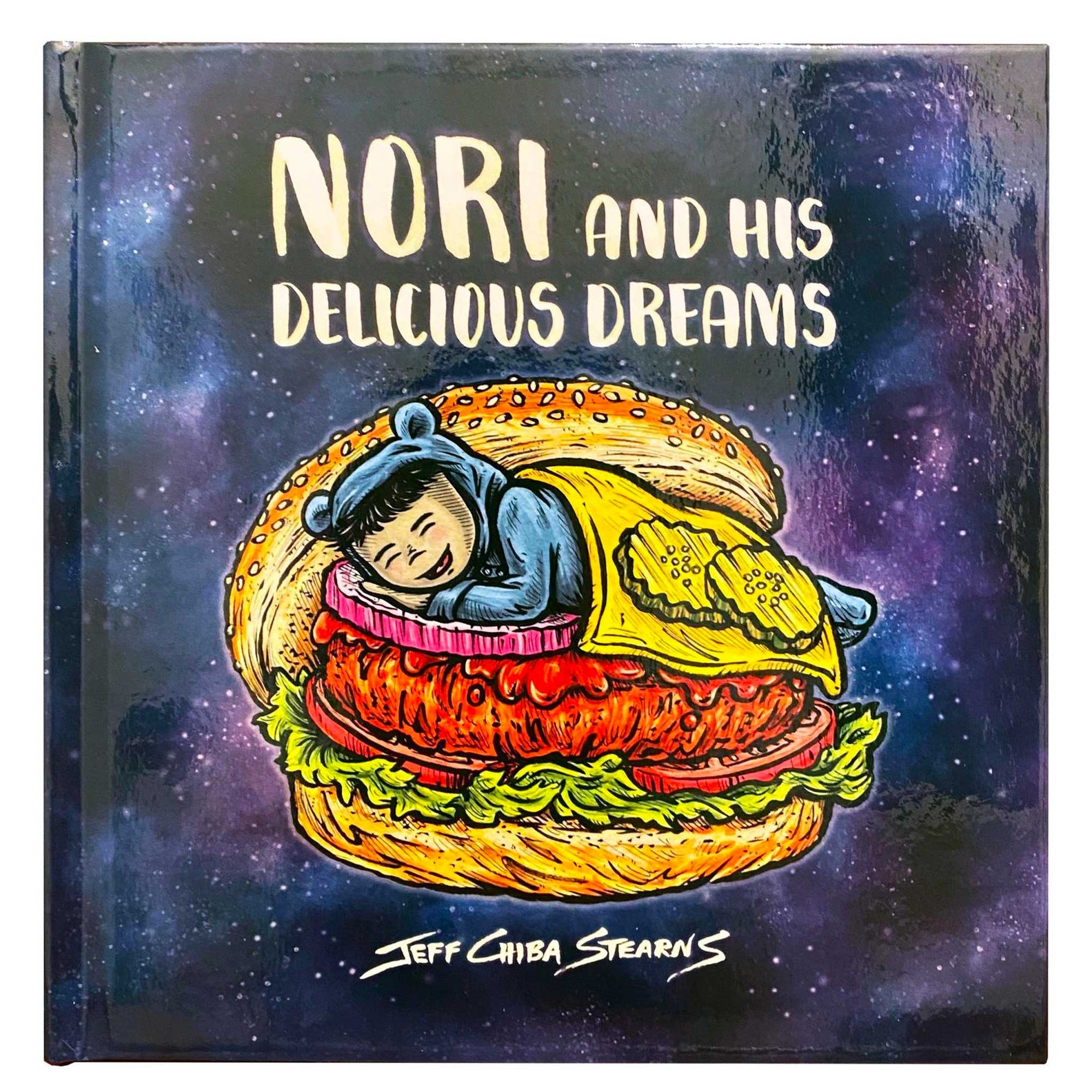 """Nori and his Delicious Dreams"" by Jeff Chiba Stearns"