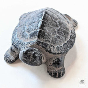 Iron Turtle Paperweight