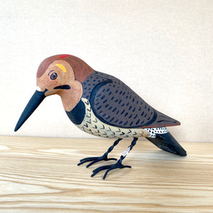 Flicker Wood Carving